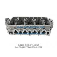 Buy cheap Suzuki G13B Cylinder Head Tapa De Cilindro del Suzuki Culata from wholesalers