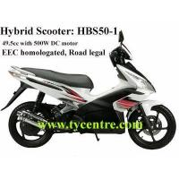 China Hybrid Scooters wholesale