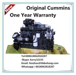 Cummins Diesel Engine 145HP 6CTA8.3-C excavator diesel engine Manufactures