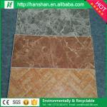 Cliquez système wpc plancher en plastique qualité artisanat revêtement de sol stratifié Manufactures