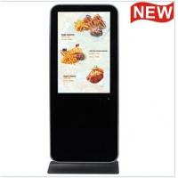 Quality Bank / Airport Video Audio POP LCD Display , 10 Inch Advertising Display Monitor for sale