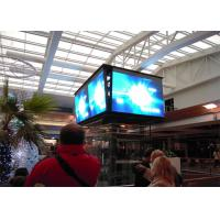HD LED Screen / Indoor LED Display board For Advertising , Viewing Distance 3 - 20m Manufactures