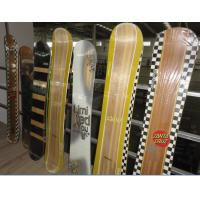 Bamboo Snowboards, Adult Snowboards Manufactures