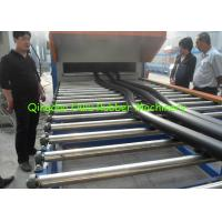 China Flexible Elastomeric Thermal Rubber Foam Machine Insulation Pipe Extrusion Line on sale