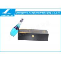 Wine Pacdkaging Wooden Gift Box With Foam Insert For Gift Packaging Manufactures