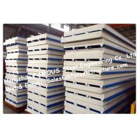 Valuation for EPS / PUR / PIR Chinese Supply Factor in Cold Room Sandwich Panels Manufactures