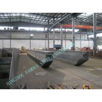 China Rapid Site Construction Structural Steel Fabrications Warehouse In Precise Calculation on sale