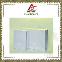 Customized  Kraft and art  Paper For  Gift  Bags With Twisted Handle Manufactures
