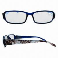 Plastic injection reading glasses with PC lens Manufactures