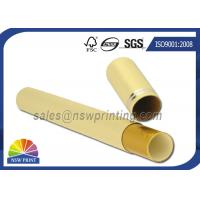 Various Color Cardboard Paper Tubes Packaging Round Cardboard Paper Cans Manufactures