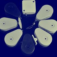 Security devices for merchandise pull box display/ Also sell the material wire Manufactures
