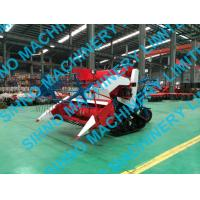 4L-0.7 mini wheat rice combine harvester factory price 14HP, +86-15052959184 Manufactures