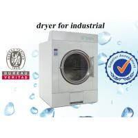 China 35kg Industrial Drying Machine With Steam / Electric / Gas Clothes Dryer on sale