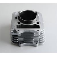 Silver Aluminum 4 Stroke Air-cooled Suzuki Motorcycle Engine Cylinder Block Manufactures
