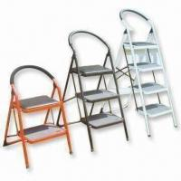 Steel Step Ladders with Height of 1625mm Manufactures