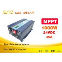 110v 220v Off Grid Solar Power System Inverter 1w With CE And FCC Approval Manufactures