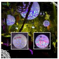 Advertising Inflatable Light Ball with Logo for Advertisement and Events Decoration Manufactures