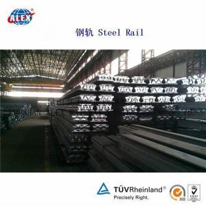 Qu70 Crane Rails Steel Rails Manufactures