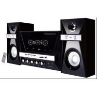 China 2.1 home theater speaker with USB/SD/FM/Remote control function ,subwoofer speaker,usb sd card speaker on sale