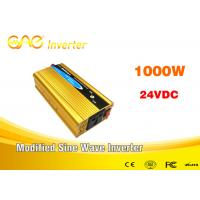 Ultra Light Off Grid Vehicle Power Inverter 1000w High Frequency Manufactures
