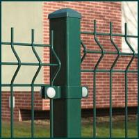 Galvanized and PVC coated,stainless steel wire Wire Mesh Fence Manufactures