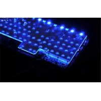 4.4mm 116 Keys Backlight Keyboard LED ABS For Fax Machine / Pocket PC Manufactures