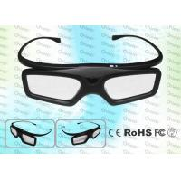 China Light Weighted, LCD Shutter Home Theatre 3D TV Glasses For Sumsung Panasonic 3D TV on sale