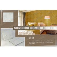 Sound Absorption Plastic 3D Wall Art Tiles For Office / Living Room