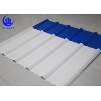 House Roof Insulation PVC Roofing Material Plastic Roof Tiles Trapeziodal or wave