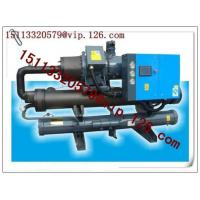 China Water-Cooled Chiller with Double Compressors for Industry Processing on sale
