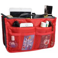 Well Organized PVC Makeup Kit Bag , Large Toiletry Bag With Compartments