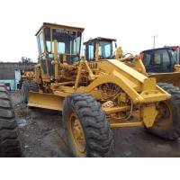 CAT 12G motor grader Used Caterpillar 15 ton road grader Manufactures
