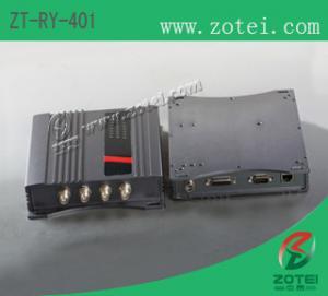 Split Multichannel UHF RFID Reader/writer,4 TNC antenna port,902~928MHz,or customized it Manufactures