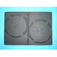 China 7mm double black DVD case  dvd  box  dvd cover(YP-D806H) on sale