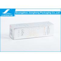Embossed Pattern Frosted Cosmetic Packaging Box , Custom Printed Cosmetic Boxes Manufactures