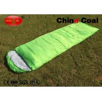 China Envelope Industrial Tools And Hardware 170T Polyester Hooded Sleeping Bag 38*20*20cm wholesale