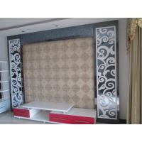 TV and Sofa Sofa Background Wall Panel/Artificial Jade TV Background Wall Panel Manufactures