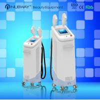 New design 3000w input power 2 handles multifunction shr hair removal beauty equipment Manufactures