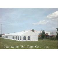 Luxury Outside Event Tents Tear Resistant For Large Celebration And Wedding Party