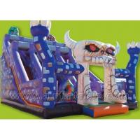 China bull Inflatable Slides wholesale