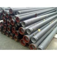 China Galvanized Black Steel Ductile Iron Pipe DN80mm - DN1200mm in Plumbing on sale