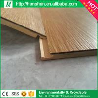 Factory sales luxury floor tile pvc vinyl flooring safety hazards workplace with SGS