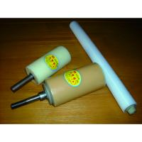 Conveyor Vertical Guide Rollers For Return Belts Made Of UHMW-PE Without Tearing Belt