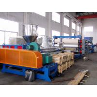 High Speed 3 Roll Calender Machine PVC Sheet Making Machine With ISO9001 / 2000 Manufactures