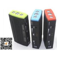 China Small Emergency Car Battery Jump Starter With 3*1w Led Lights wholesale