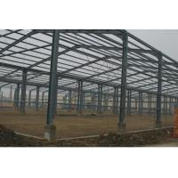 China Poultry farm and greenhouse steel structural building China manufacturer on sale