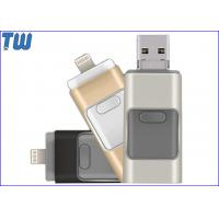 Buy cheap 3IN1 16GB Pendrive Memory OTG Storage Disk for Smart Phone Tablet from wholesalers