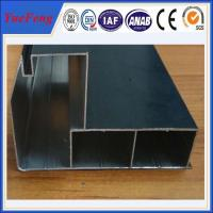 China Hot! ODM aluminium glass entry doors supplier, aluminium profile design for making doors on sale