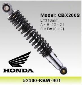 Honda CBX200S Motorcycle Shock Absorber Brazil Motorparts , Rear Shocks , 310mm Shocks