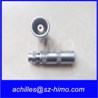 Buy cheap China factory lemo 1S series coaxial cable connector with push pull locking system from wholesalers